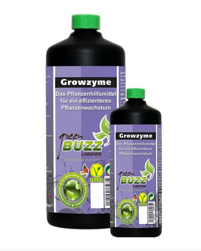 Green Buzz Liquids - Growzyme