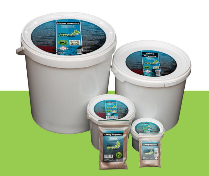 Green Buzz Liquids - Living Organics