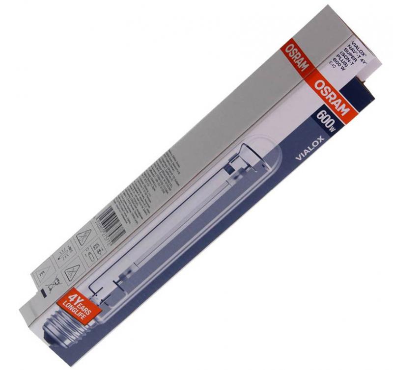 Osram Vialox NAV-T 600Watt E40 (SON-T Plus)
