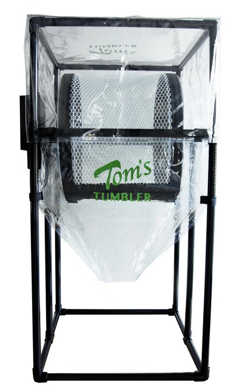Tom's Tumbler™ TTT 1900 Dry Trimmer
