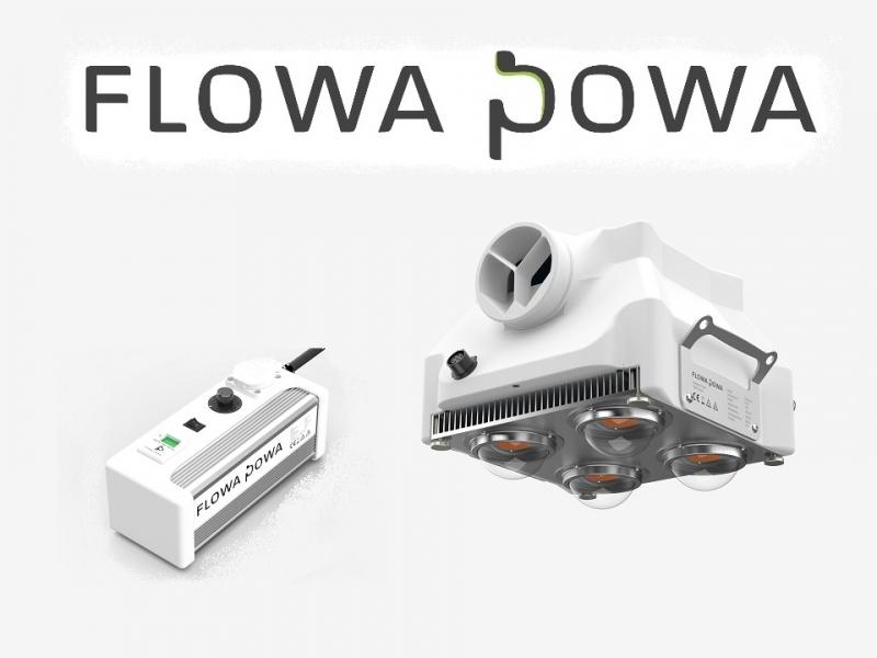 FlowaOne Serie 0100 330 Watt LED