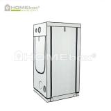 Profi 1m² Komplett Set Angebot Zelt - Variante 1 HomeBox Ambient Q100 / Q100+