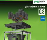 growSYSTEM AIR-POT 0.8 - 80x80cm