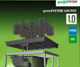 growSYSTEM AIR-POT 1.0 - 100x100cm