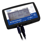 Can Fan EC Controller LCD Lüftersteuerung EC