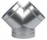 Y-Stück ø 3x 250 mm