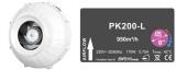 PrimaKlima - PK200-L 950 m³/h