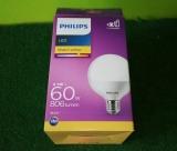 Philips E27 2700K 9,5W LED Globe Leuchtmittel 800 Lumen
