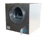 Soft ISO Lüfterbox mit aufgehangenem Motor (Metall)
